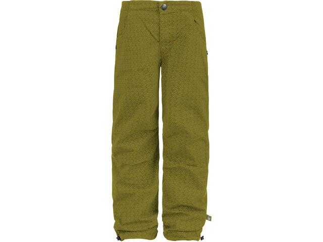 E9 B Montone Pants Kinder pistachio